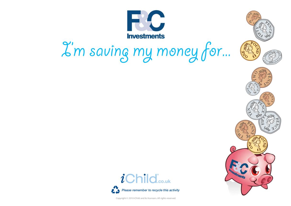 Goal Setting- Money