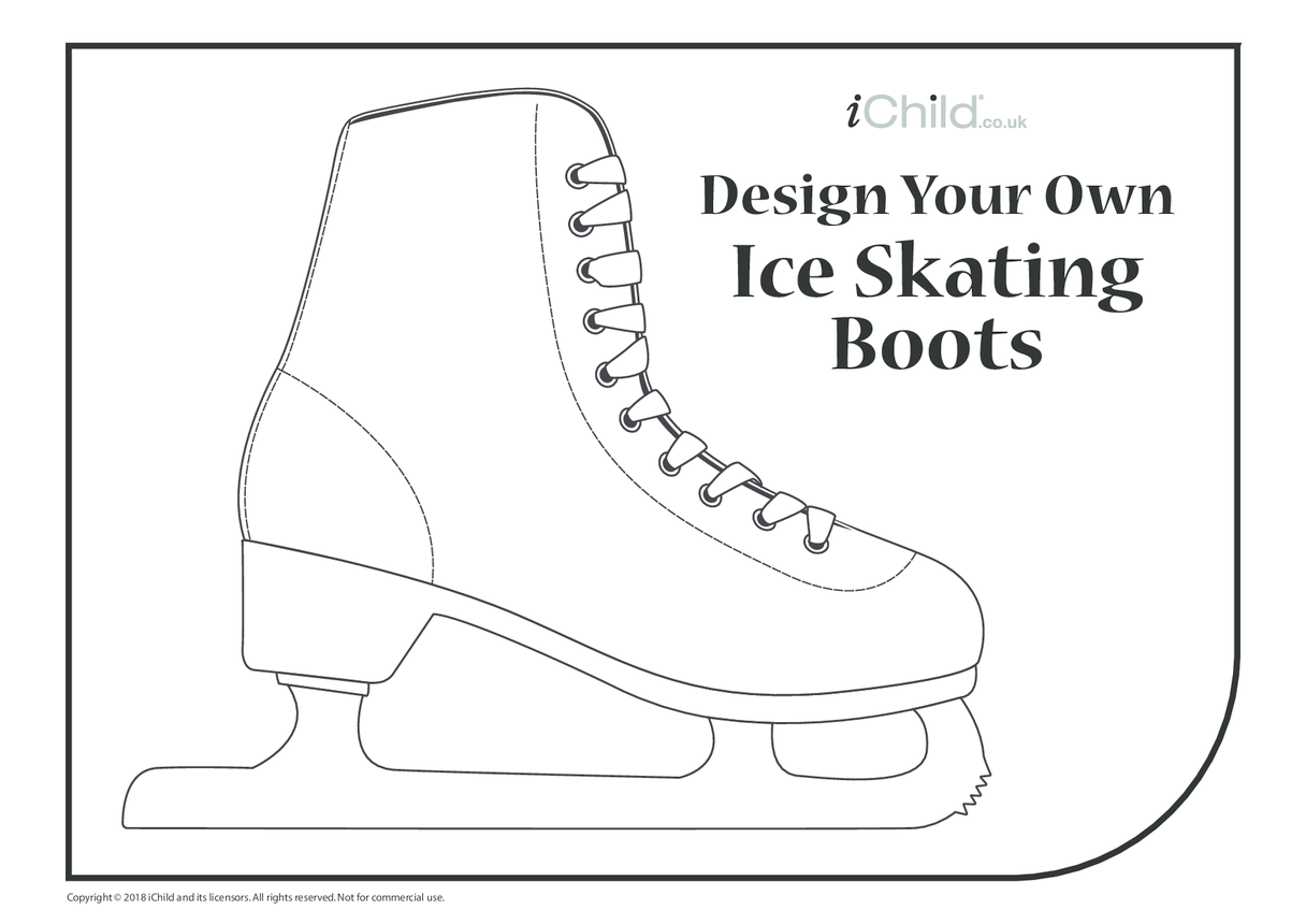 Design Your Own Ice Skating Boots