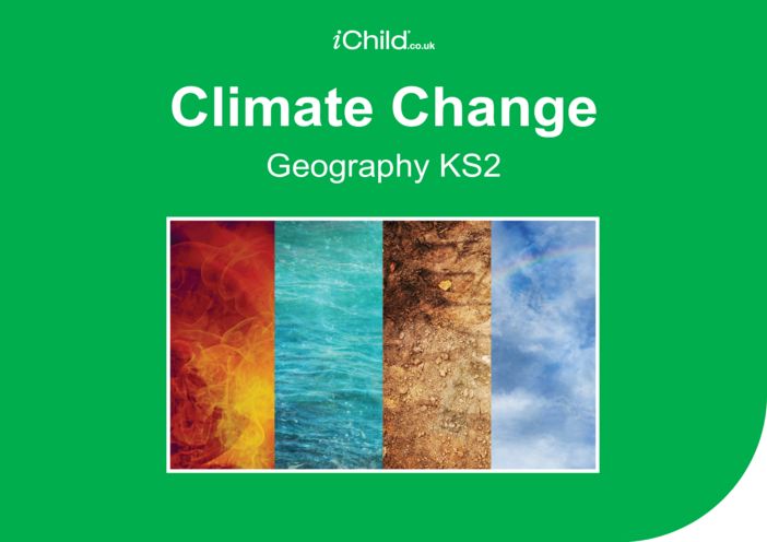 Thumbnail image for the Climate Change Key Stage 2 activity.