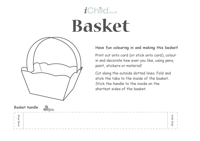 Thumbnail image for the Basket - Plain activity.