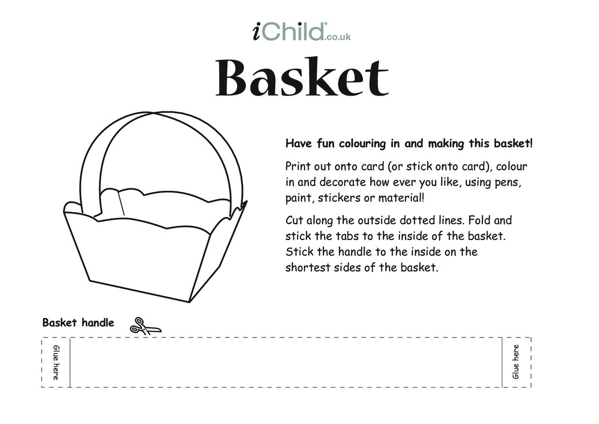 Basket - Plain
