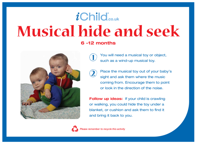 Thumbnail image for the Musical Hide & Seek activity.