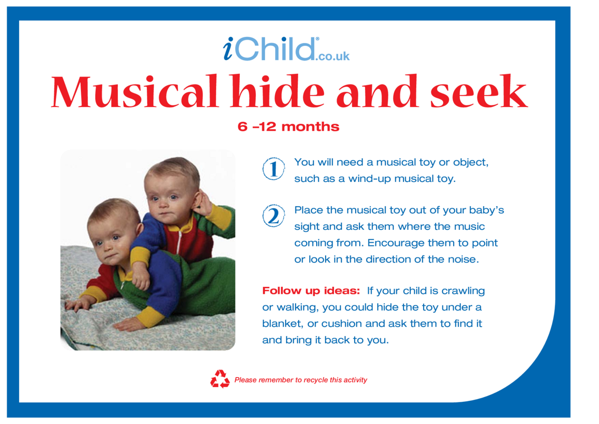 Musical Hide & Seek