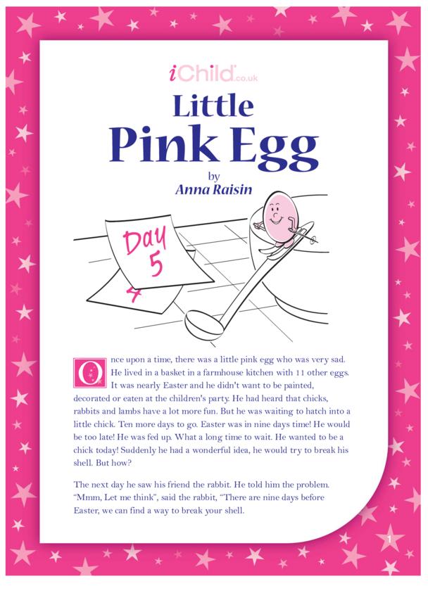 Little Pink Egg