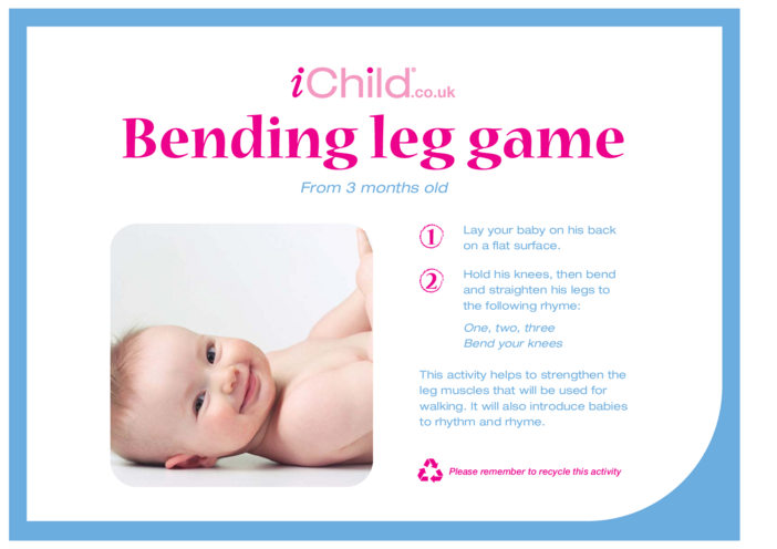 Thumbnail image for the Bending Leg Game activity.