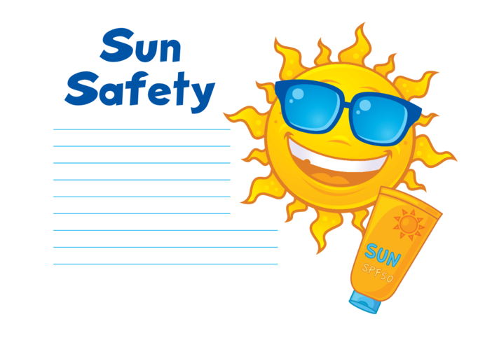 Thumbnail image for the Sun Safety - Signs & Posters activity.