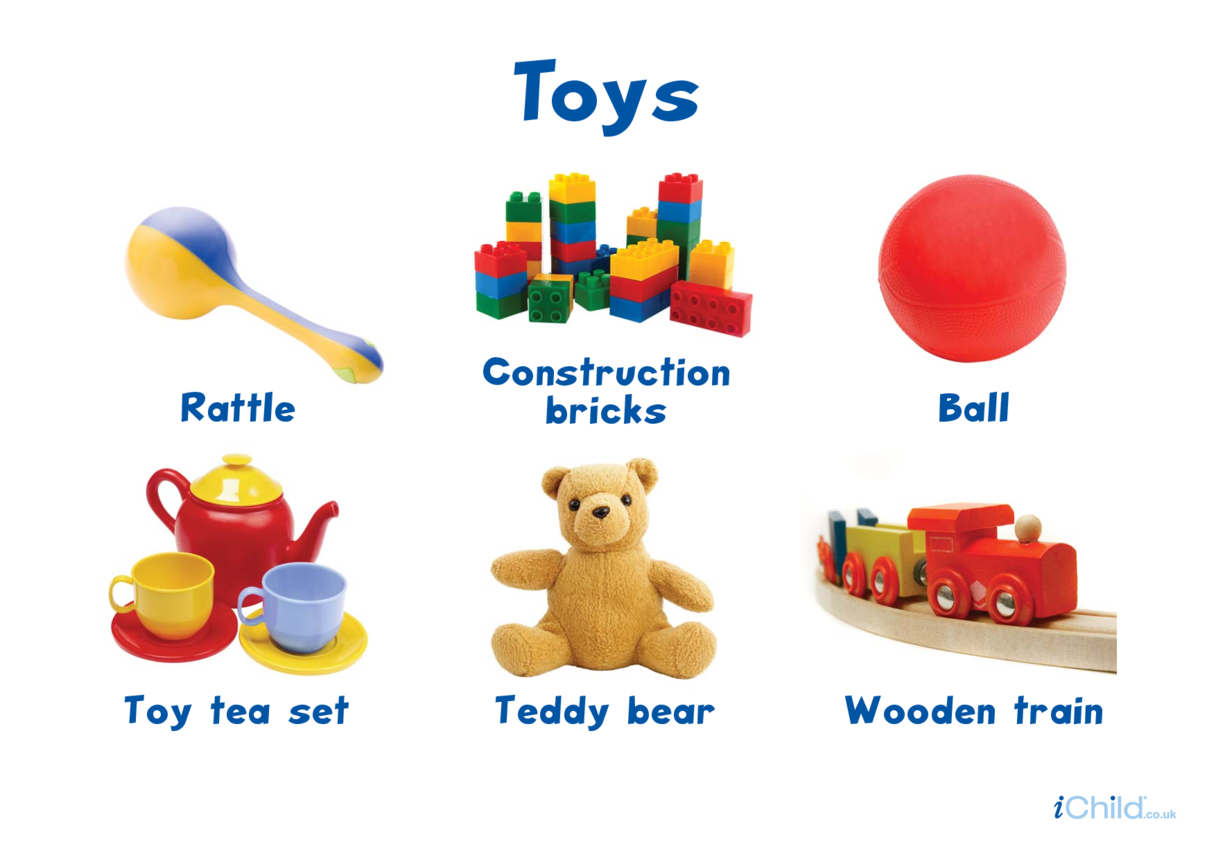 Toys Poster
