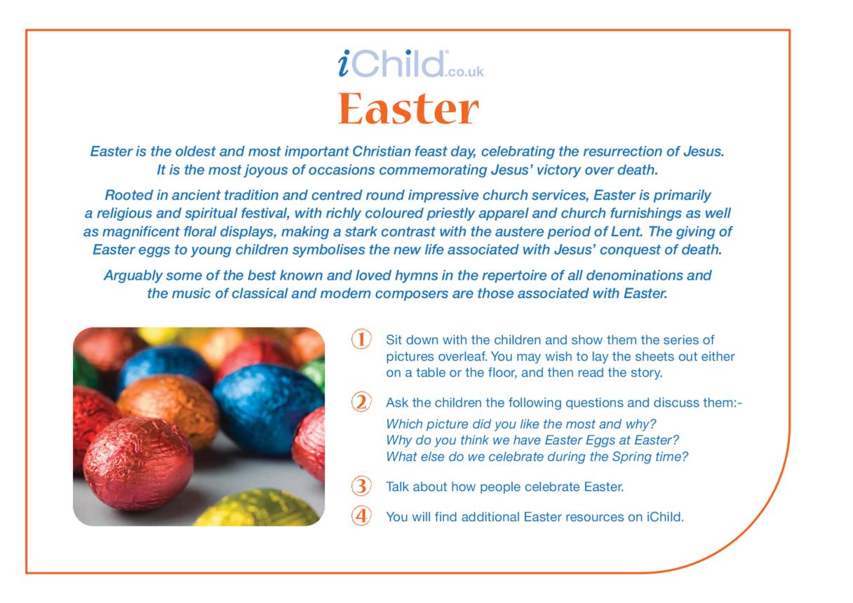 Easter Religious Festival Story