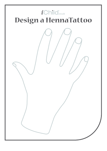 Thumbnail image for the Design a Henna Tattoo activity.
