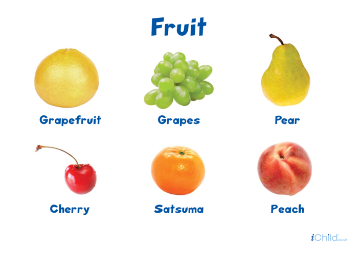 Thumbnail image for the Fruit Poster activity.