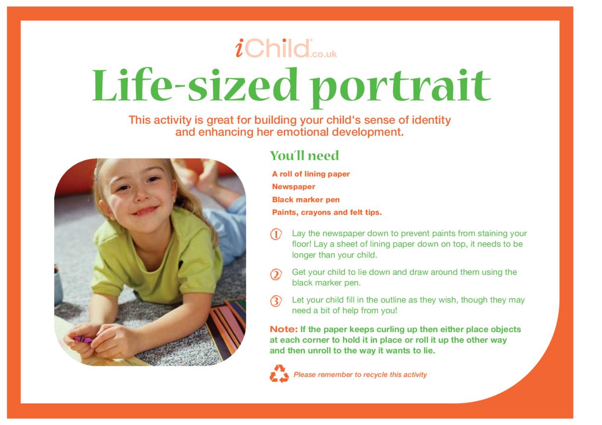 Life Size Portrait