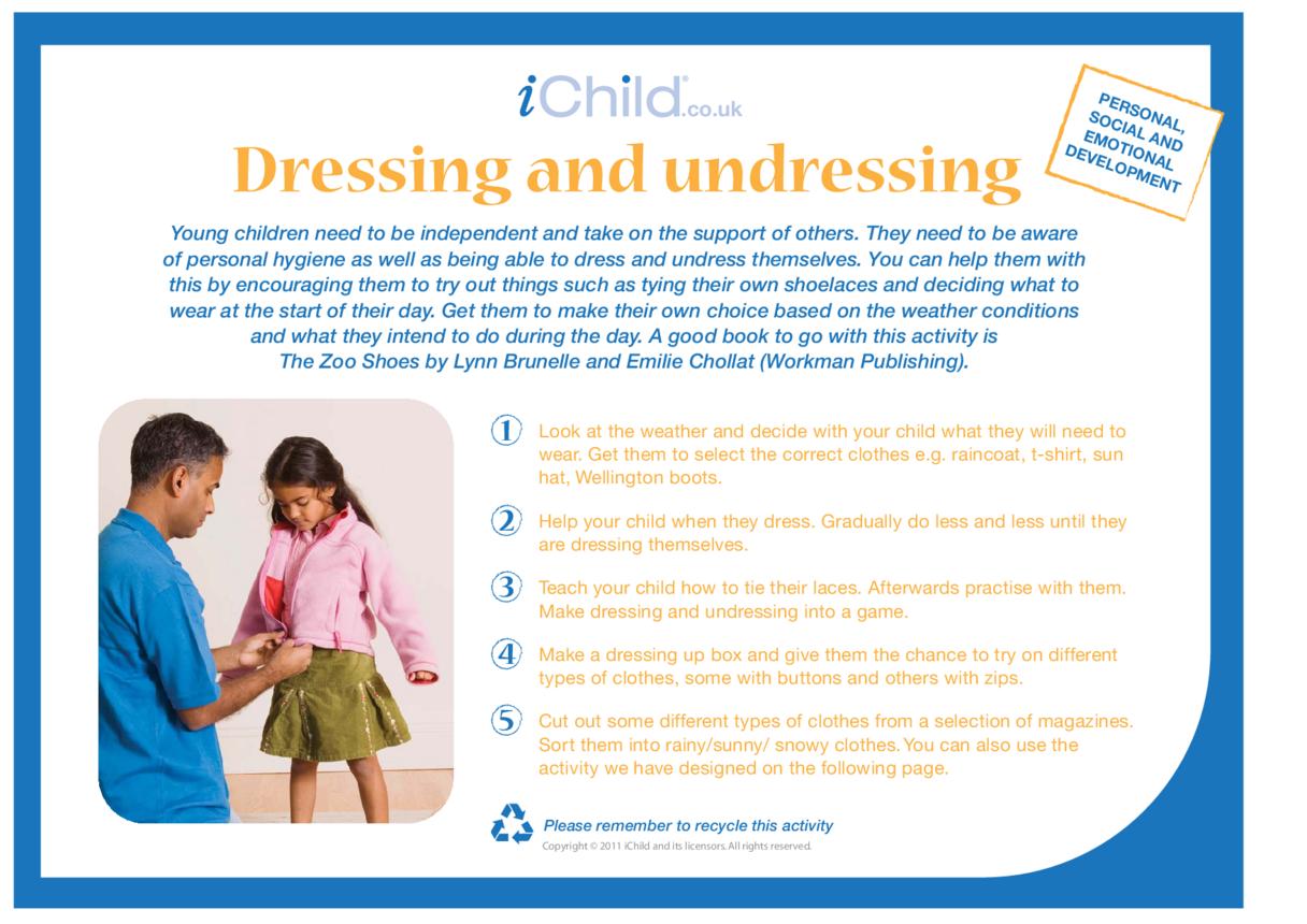 Dressing & Undressing