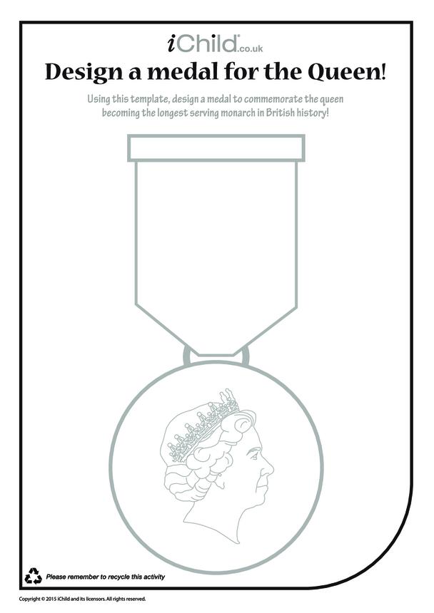 Design a Royal Medal