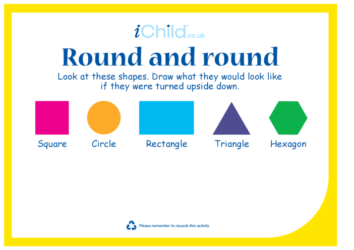 Thumbnail image for the Round and Round activity.
