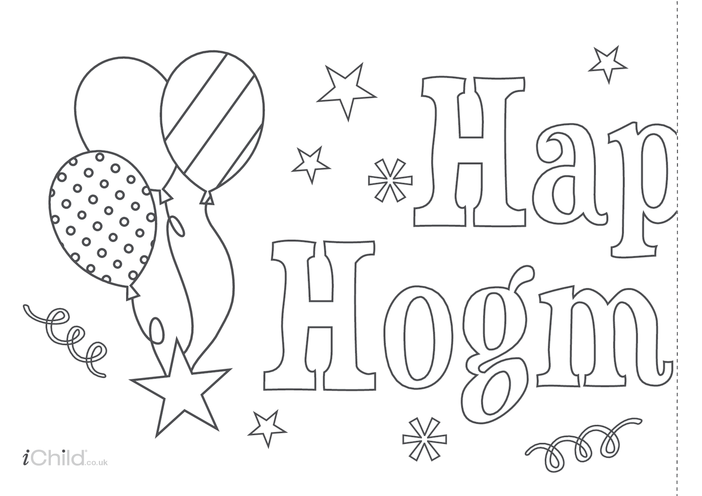 Thumbnail image for the Hogmanay Banner activity.