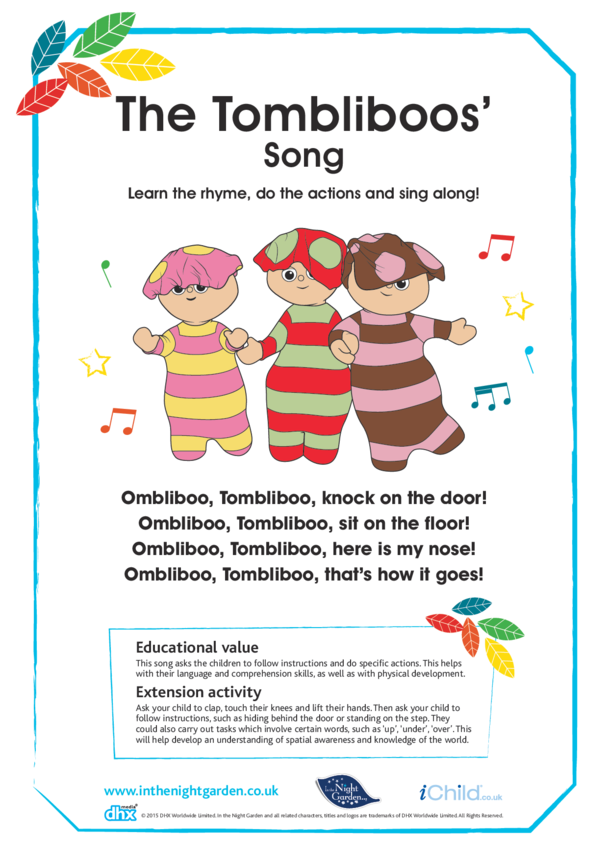 The Tombliboos' Song
