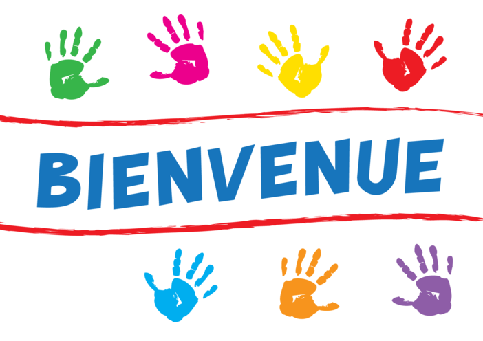 Thumbnail image for the Welcome in French - Signs & Posters activity.