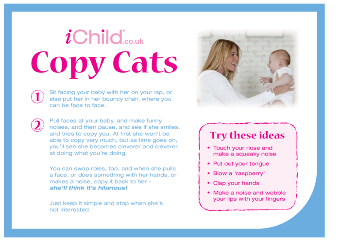Thumbnail image for the Copy Cats activity.