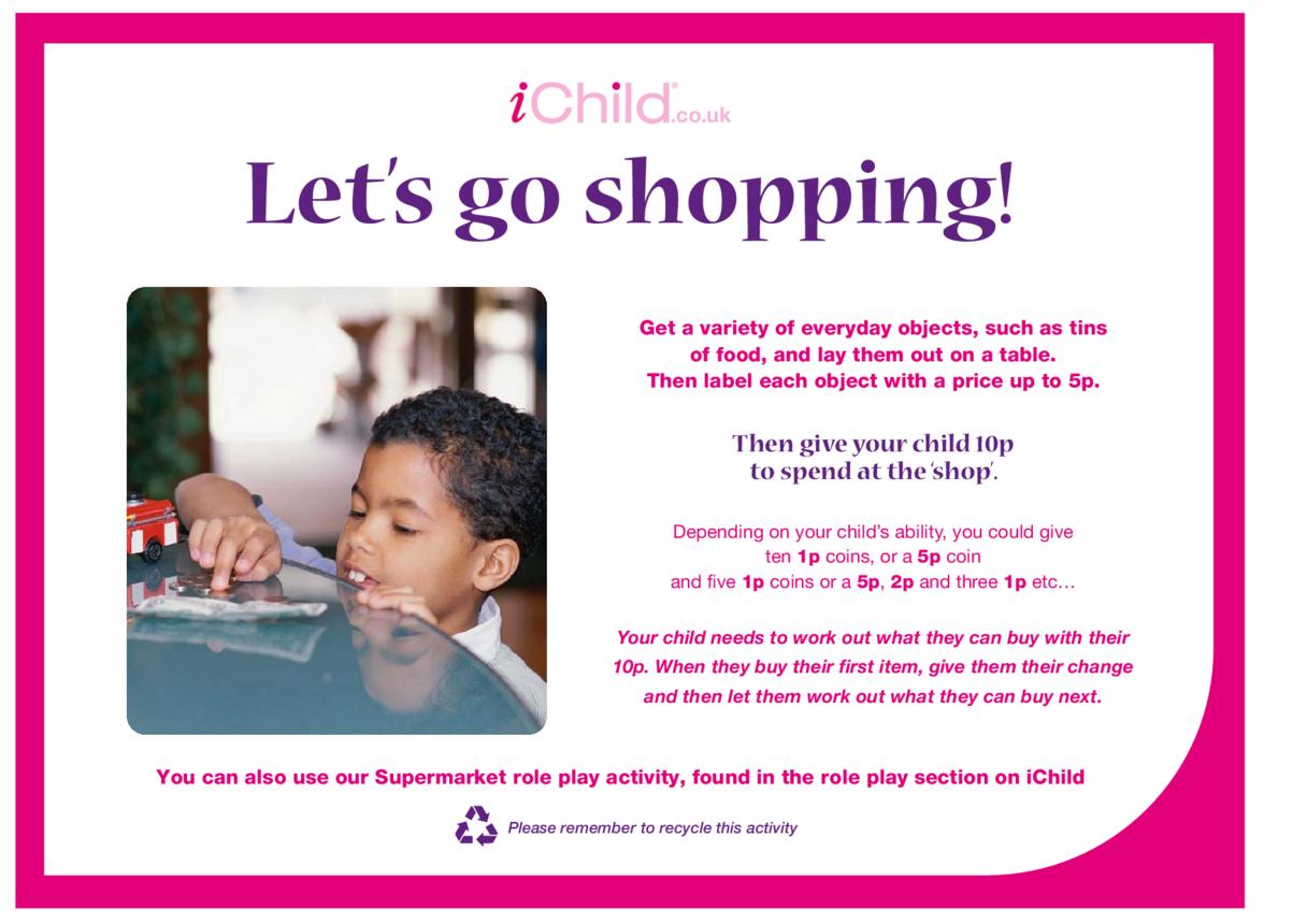 Let's go shopping!