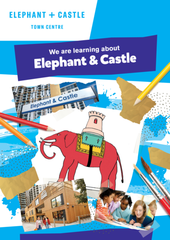Thumbnail image for the Elephant & Castle Poster activity.