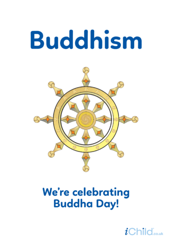 Thumbnail image for the Buddhism - Photo Poster activity.