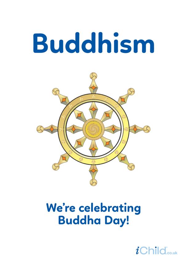 Buddhism - Photo Poster
