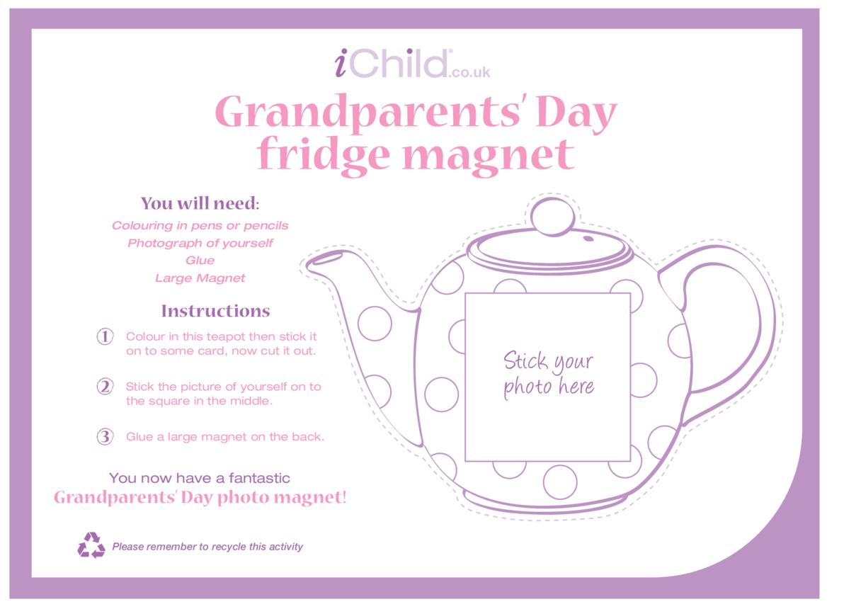 Grandparents' Day Craft