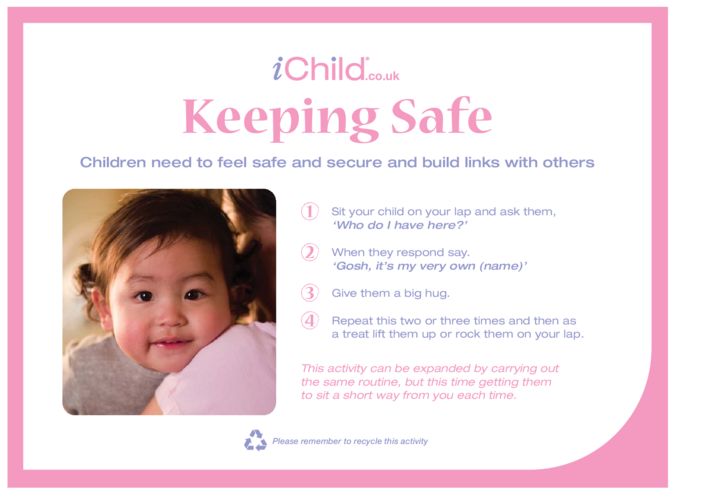 Thumbnail image for the Keeping Safe activity.
