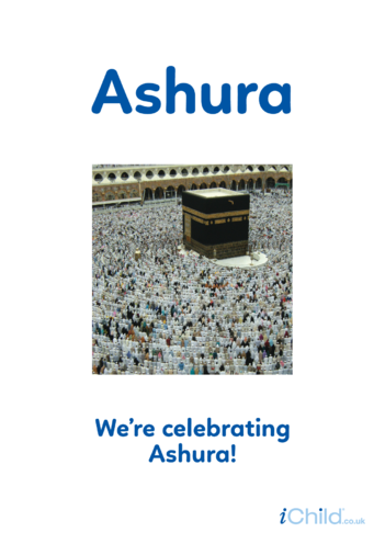 Thumbnail image for the Ashura - Photo Poster activity.