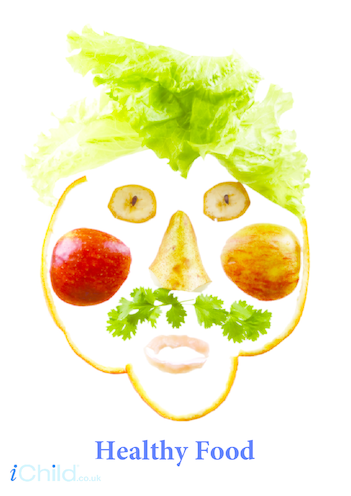 Thumbnail image for the Healthy Food Poster activity.
