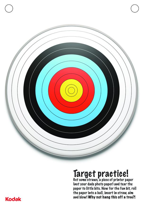 Kodak Target Practice