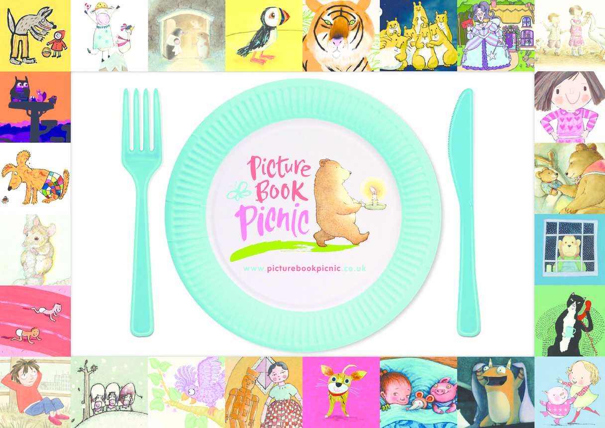 Picture Book Picnic Placemat