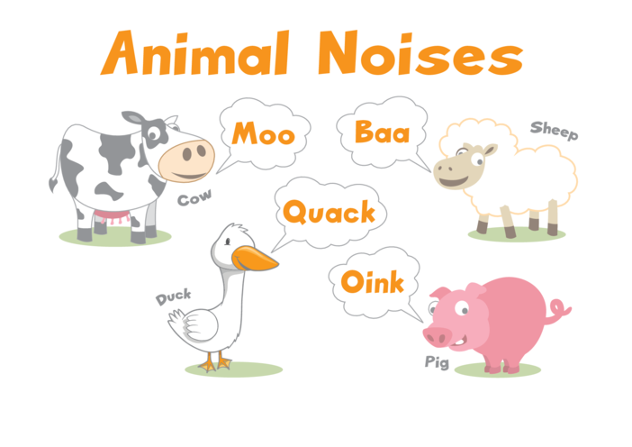 Thumbnail image for the Animal Noises 1 - Signs & Posters  activity.
