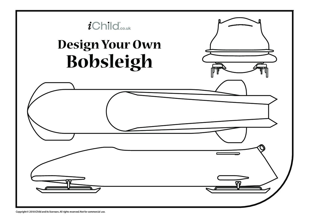 Design Your Own Bobsleigh