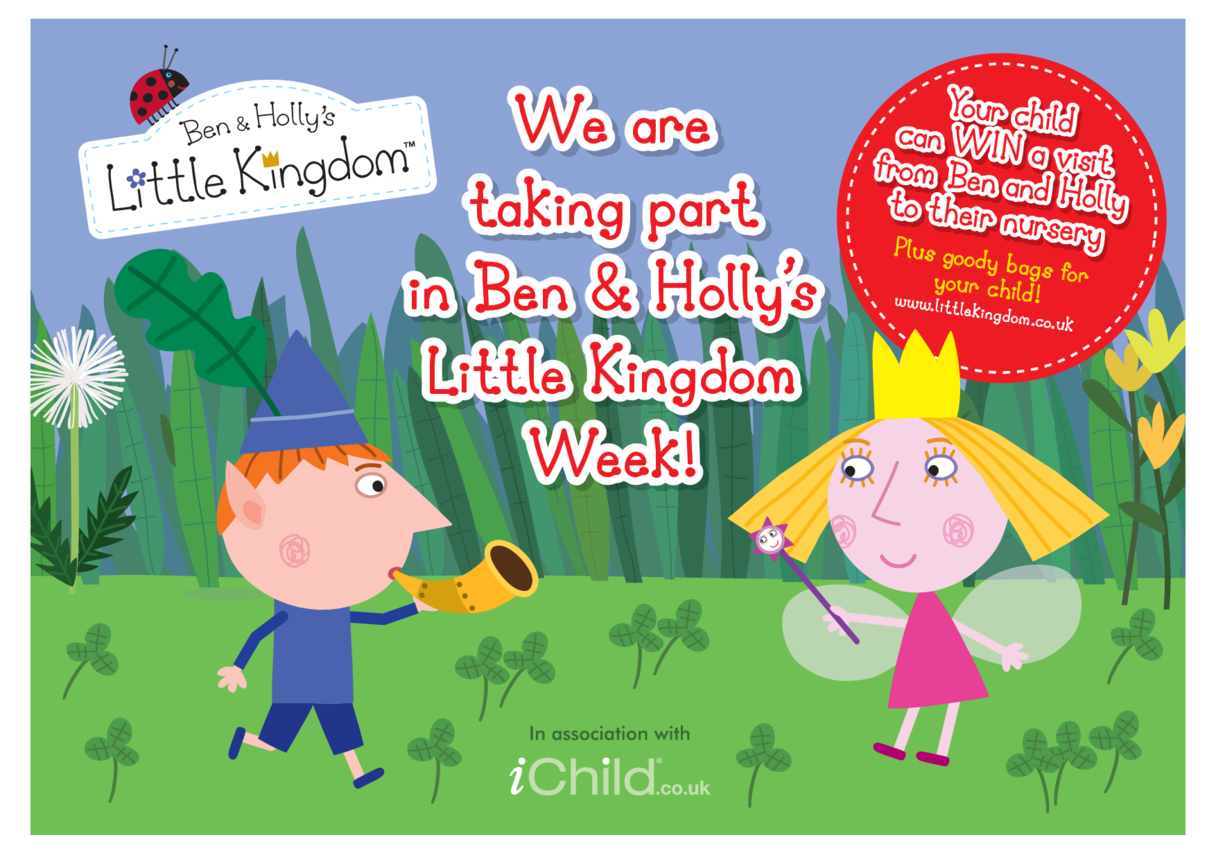 Ben & Holly's Little Kingdom Week Poster