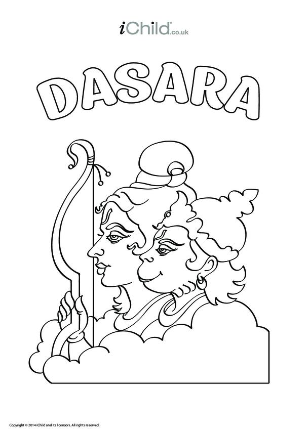 Dasara Poster