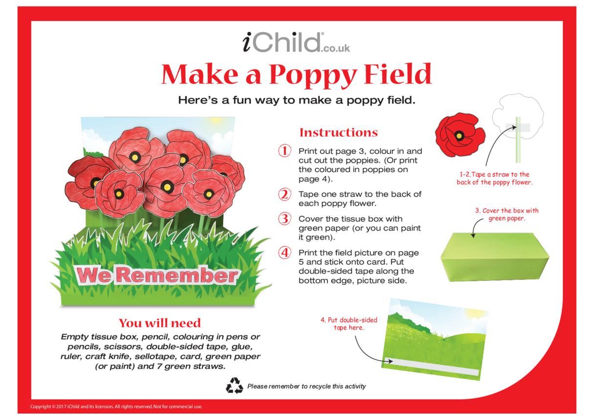 Poppy Field Craft