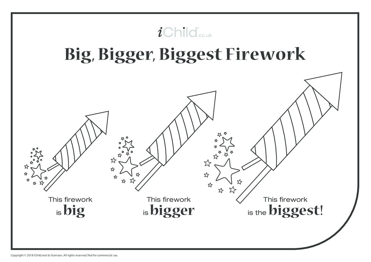 Big, Bigger, Biggest Firework