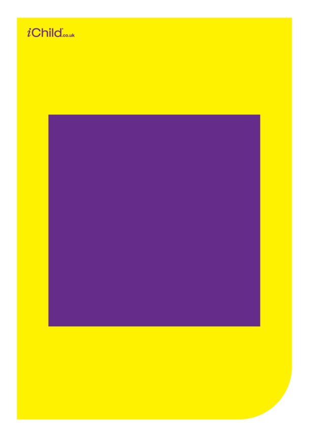 Contrasting Colours Poster: Square